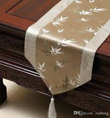 coffee table cloth elegant bamboo patchwork table runner luxury style silk brocade coffee table cloth high coffee table cloth