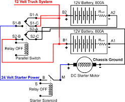 truckt com parallel battery switch
