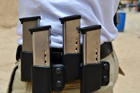 Double Stack Magazine Holder Product Review CompTac Belt Feed Magazine Pouch Handgun Planet 98
