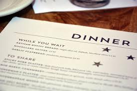 Rustic Menu Design Ideas Refresh Your Menu This Fall Ideas To Spark Your Restaurant