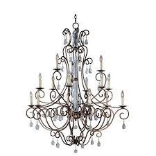 get ations wistaria lighting hampton 15 light chandelier