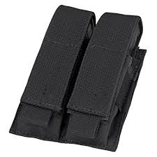 Pistol Magazine Holders Amazing Amazon CONDOR Double Pistol Mag Pouch Black Gun Ammunition