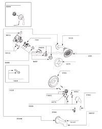 Moen T2444CP Parts List and Diagram : eReplacementParts.com