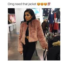 jacket pink fur faux fur cute