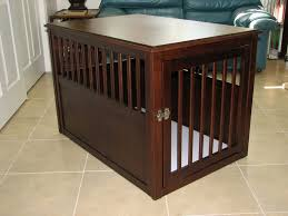 ende design wooden dog crate luxury indoor kennel diy montserrat home of incredible home end table