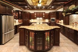 faircrest bristol chocolate kitchen cabinets