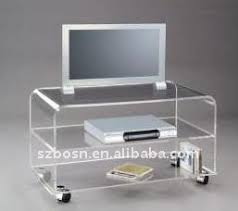 acrylic tv stand. Beautiful Acrylic Acrylic TV Stand With CastorsAcrylic StandAcrylic Furniture With Tv