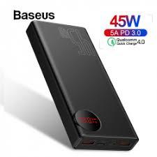 Необычный <b>внешний аккумулятор Baseus</b> BS-20KP04 20000 мАч ...