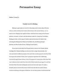 50 Free Persuasive Essay Examples Best Topics Template Lab