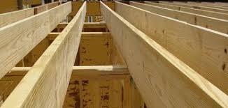 2x4 Ceiling Joist Span Chart Maximum Floor Joist Span