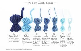Knitting Yarn Gauge Chart What Is Worsted Weight Yarn A Beginners Guide Sheep