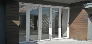 image of cool bifold exterior doors