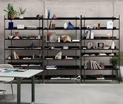compile shelving