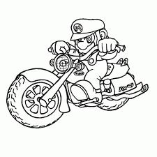 Goed Mario Kart Kleurplaten Kleurplaat 2019