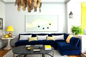 Inspiring Decoration: Gorgeous Best 25 Navy Blue Couches Ideas On Pinterest Living  Room Decor At