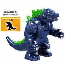 Khối Lắp Ráp Cáp Treo Godzilla King Đồ Chơi Trẻ Em Quà Sinh Nhật Đồ Chơi Bé  Trai WithLego