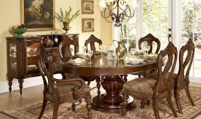 Dining Room Person Round Table Amazing Round Dining Room Sets