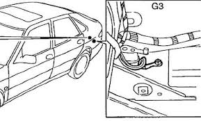 saab tail light wiring diagram questions answers pictures 95 saab 900s brake lights