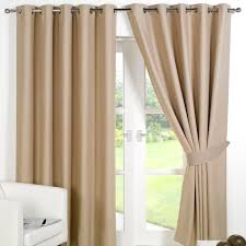 blackout curtains pair. Wonderful Curtains Dreamscene Eyelet Blackout Curtains PAIR Of Thermal Ring Top Ready Made  Luxury For Pair U