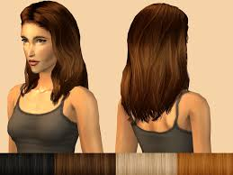 Grecadea sims: Two more Buckley hairstyles 3t2