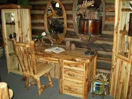 Williams Log Cabin Furniture Desks and fice Furniture