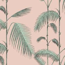 Design Behang Cole Son Palm Leaves Roomrevolution