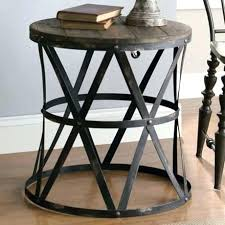 wonderful round wood accent table contemporary coffee side and tables solid modern montgomery