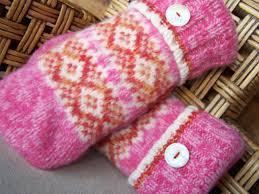 Sweater Mitten Pattern New Inspiration