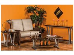 Solid Hardwood with a Modern Touch in New Weaver Pagosa Living Room Set