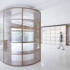 wood office partitions. Office Renovation With Wooden And Polycarbonate Partitions By Daipu Architects Wood