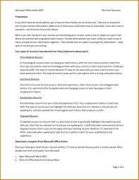 Resume Template On Word 2007 Microsoft Office Rhmeepytiteinfo Crete