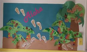 excellent decorating ideas aloha a a boom boom bulletin board