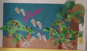 excellent decorating ideas aloha a a boom boom bulletin board