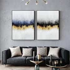 minimalist abstract memphis style large