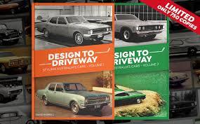 Automotive Design Australia Design To Driveway Celebrating Australias Rich Automotive