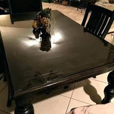 custom glass desk top incredible cool table tops cost protector decorating ideas 34