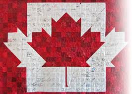 Tucson Quilt Show Guild | Flag quilt, Free pattern and Purse tutorial & AWESOME Canada flag quilt! I would rather keep it traditional. Just leave  the side Adamdwight.com