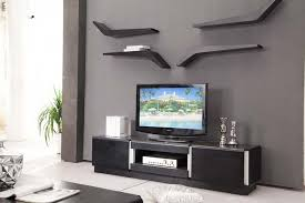 Small Picture Decorating around a tv with decorative wall shelf Decolovernet