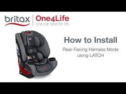 britax one4life car seat installation