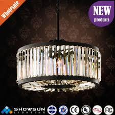 china whole high quality modern crystal chandelier light