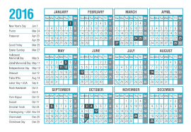 printable calendar 2016 south africa with public holidays