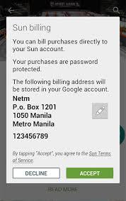 Google Play Customer Service Sun Value Added Services Google Play