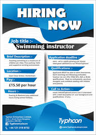 entry 124 for design a job advert poster