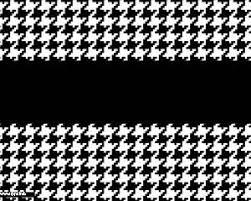 Black White Pattern Powerpoint Free Download