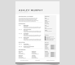 Cool Resumes Templates Magnificent 48 Best Resume Tips That Will Get You Noticed And Hired