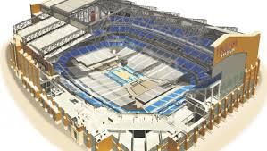 U2 Lucas Oil Seating Chart A Look Inside Lucas Oil Stadium Hosts The Ncaa Mens Final
