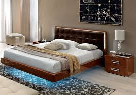 Modern Sexy European Style Queen Bedroom Set Sky Made In Italy