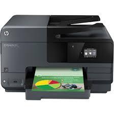 hp officejet pro 8610 e multi function printer quick view