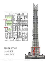 architecture blueprints skyscraper. Shanghai Tower Elevator System Drawings And Illustrations By Gensler Architecture Blueprints Skyscraper A