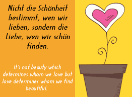 German Quotes Delectable Popular German Sayings About Love